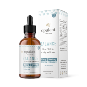 CBD and MCT oil drops in one supplement