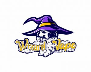 wizards vapor bar logo